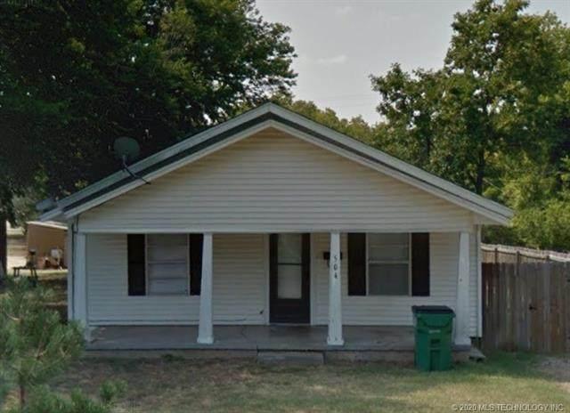 504 E 8th Avenue, Bristow, OK 74010 (MLS #2028039) :: 918HomeTeam - KW Realty Preferred