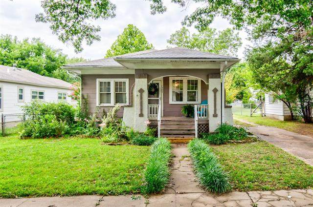 1305 SW Jennings Avenue, Bartlesville, OK 74003 (MLS #2028051) :: Hopper Group at RE/MAX Results
