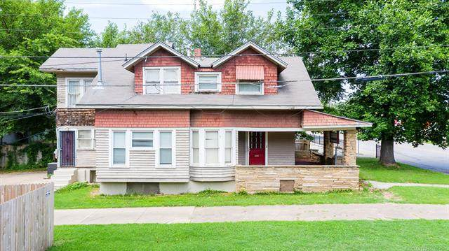240 W 15th Street, Tulsa, OK 74119 (MLS #2028073) :: Active Real Estate