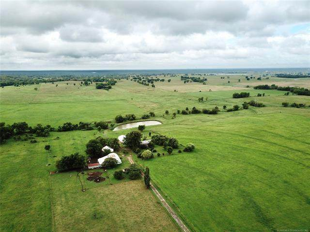 3293 W 630, Mazie, OK 74353 (MLS #2028101) :: Hopper Group at RE/MAX Results