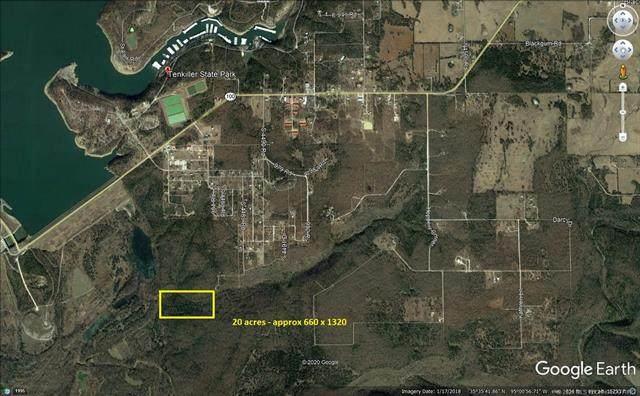 S 4489 Road, Vian, OK 74962 (MLS #2028181) :: 918HomeTeam - KW Realty Preferred