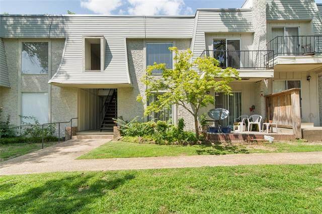 4830 E 68th Street S #246, Tulsa, OK 74136 (MLS #2028183) :: Active Real Estate
