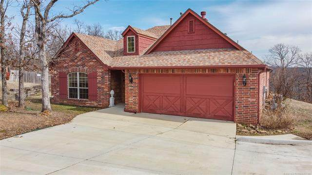 2227 White Oak Way, Sand Springs, OK 74063 (MLS #2028272) :: Hopper Group at RE/MAX Results