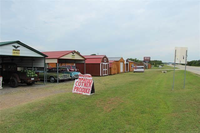 28883 S Hwy 59, Poteau, OK 74953 (MLS #2028332) :: Hometown Home & Ranch