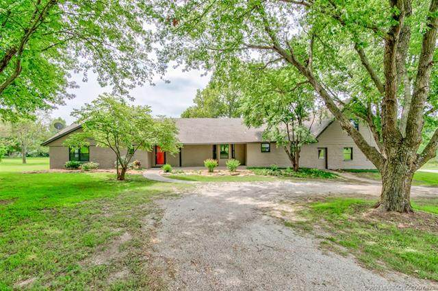 403101 W 2200 Road, Bartlesville, OK 74006 (MLS #2028346) :: Hopper Group at RE/MAX Results