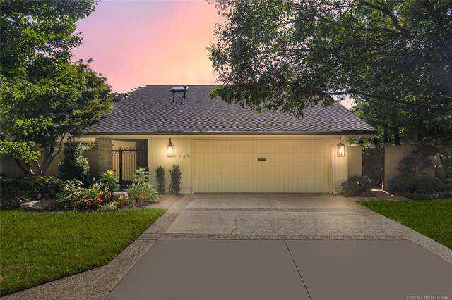 7245 S Gary Avenue #22, Tulsa, OK 74136 (MLS #2028349) :: Hopper Group at RE/MAX Results