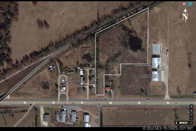 Us Hwy 70, Mead, OK 73449 (MLS #2028363) :: 580 Realty