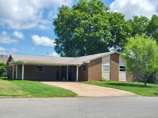 1214 W School Street, Claremore, OK 74017 (MLS #2028374) :: Active Real Estate