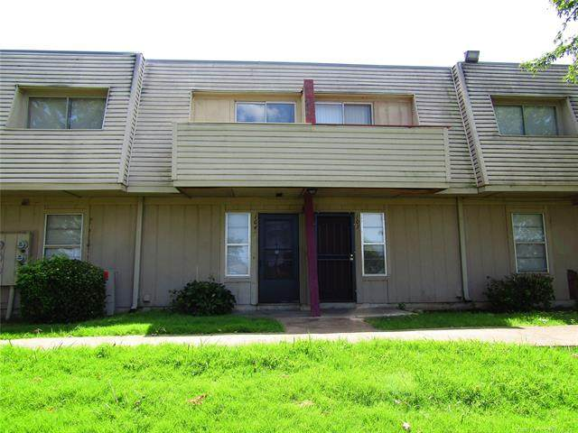 6612 S Zunis Avenue #104, Tulsa, OK 74136 (MLS #2028439) :: Hopper Group at RE/MAX Results