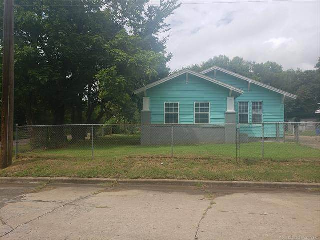 318 W 15th Street, Bartlesville, OK 74003 (MLS #2028441) :: 918HomeTeam - KW Realty Preferred