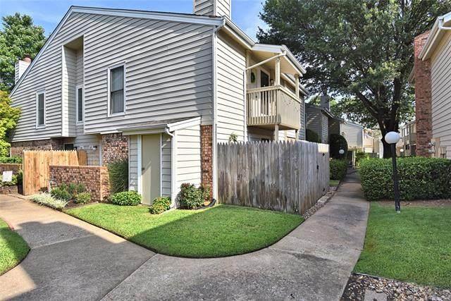 2801 S Juniper Avenue #127, Broken Arrow, OK 74012 (MLS #2028460) :: 918HomeTeam - KW Realty Preferred