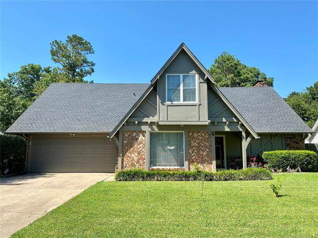 7511 E 53rd Place, Tulsa, OK 74145 (MLS #2028464) :: Hopper Group at RE/MAX Results