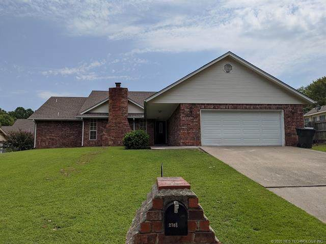 2708 Shelby, Muskogee, OK 74403 (MLS #2028502) :: Active Real Estate