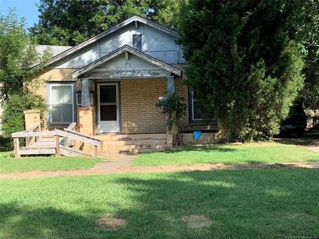 228 N K. Street, Muskogee, OK 74403 (MLS #2028511) :: Active Real Estate