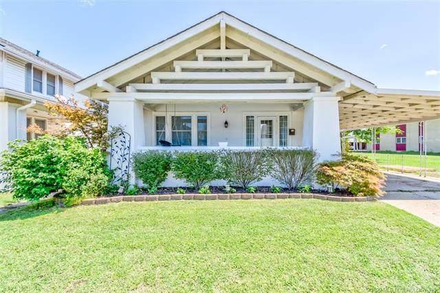 1006 S Johnstone Avenue, Bartlesville, OK 74003 (MLS #2028532) :: 918HomeTeam - KW Realty Preferred