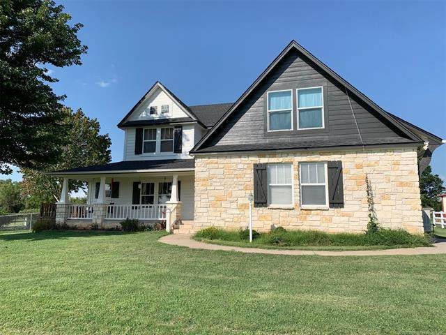 35265 State Hwy 51, Porter, OK 74454 (MLS #2028542) :: Hopper Group at RE/MAX Results