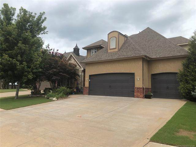 2311 E 138th Street S, Bixby, OK 74008 (MLS #2028546) :: Hopper Group at RE/MAX Results