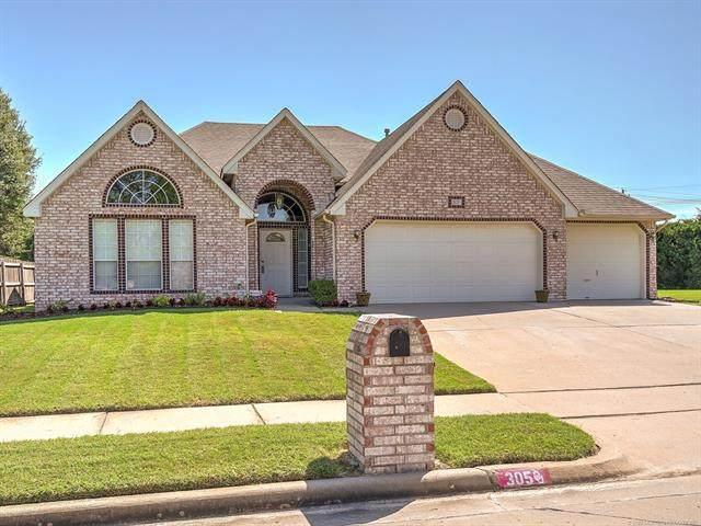 305 N Palm Avenue W, Broken Arrow, OK 74012 (MLS #2028550) :: Active Real Estate