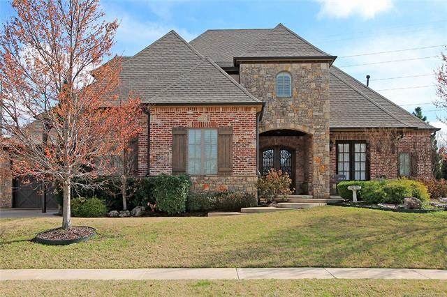 630 W 80th Street, Tulsa, OK 74132 (MLS #2028567) :: Hopper Group at RE/MAX Results