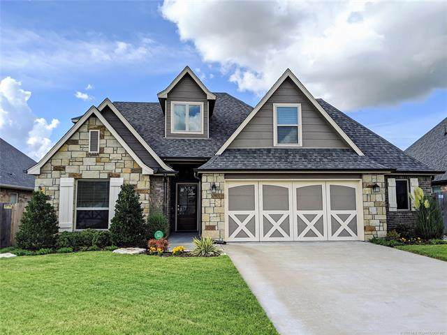129 W 130th Place S, Jenks, OK 74037 (MLS #2028576) :: Active Real Estate