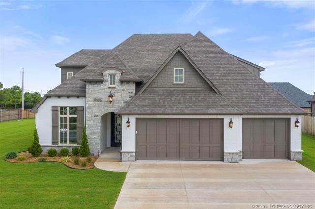 13026 S 6th Street, Jenks, OK 74037 (MLS #2028595) :: Hopper Group at RE/MAX Results