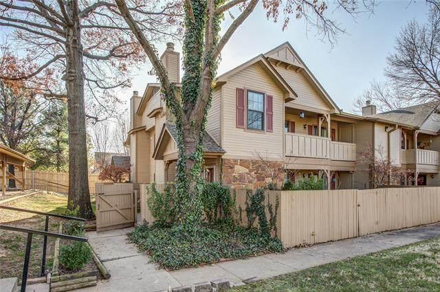 9312 S Urbana Avenue 14H, Tulsa, OK 74137 (MLS #2028598) :: Hopper Group at RE/MAX Results
