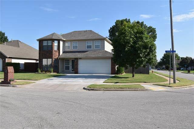 1629 W Delmar Street, Broken Arrow, OK 74012 (MLS #2028670) :: 918HomeTeam - KW Realty Preferred