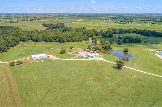 23387 State Hwy 51 B, Wagoner, OK 74467 (MLS #2028677) :: Hopper Group at RE/MAX Results