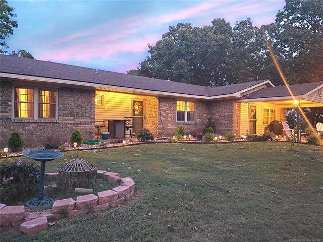489 Firestone Road, Mcalester, OK 74501 (MLS #2028688) :: Hopper Group at RE/MAX Results
