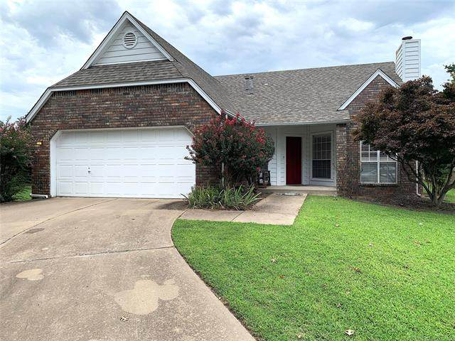 9520 S 93rd East Avenue, Tulsa, OK 74133 (MLS #2028689) :: 918HomeTeam - KW Realty Preferred