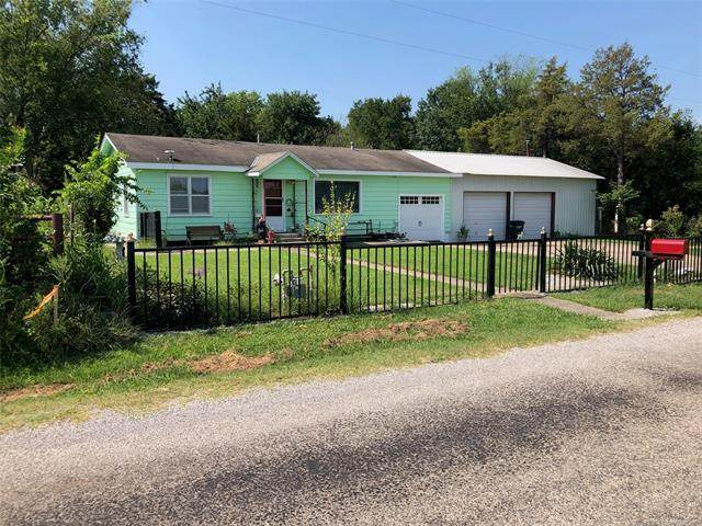 397261 W 2300 Road, Bartlesville, OK 74006 (MLS #2028692) :: Hopper Group at RE/MAX Results