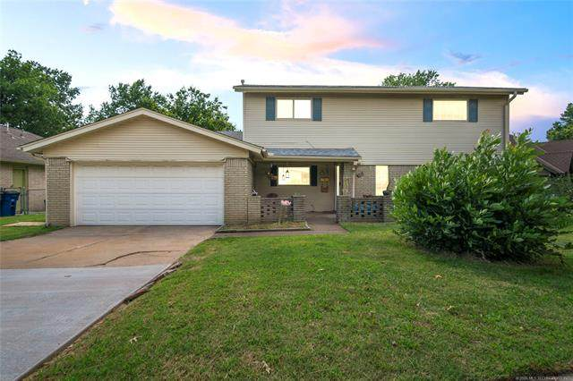 5350 S 74th East Avenue, Tulsa, OK 74145 (MLS #2028709) :: Hopper Group at RE/MAX Results