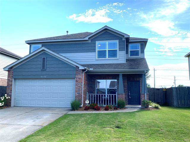 10720 N 146th East Avenue, Owasso, OK 74055 (MLS #2028713) :: Hopper Group at RE/MAX Results