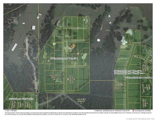 7 Sycamore Bay Road, Checotah, OK 74426 (MLS #2028729) :: 918HomeTeam - KW Realty Preferred