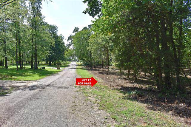 2421 W Olivia Drive, Hugo, OK 74743 (MLS #2028760) :: Active Real Estate