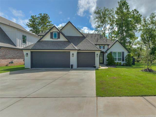 11919 S 68th East Avenue, Bixby, OK 74008 (MLS #2028795) :: RE/MAX T-town