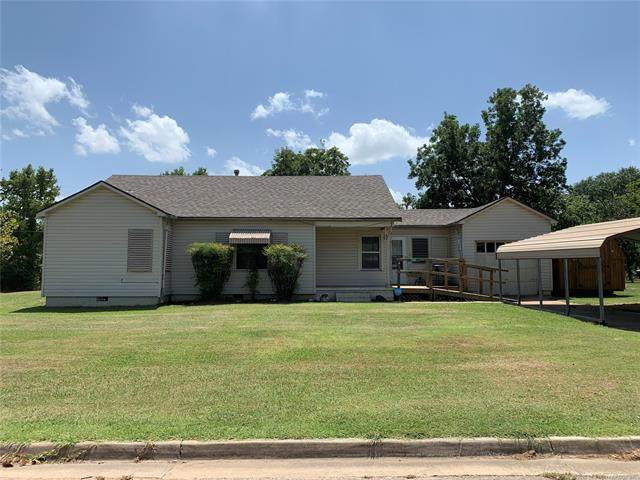 1101 Baltimore, Durant, OK 74701 (MLS #2028802) :: Hopper Group at RE/MAX Results