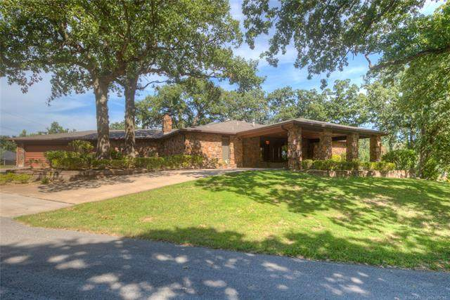 10453 S Knoxville Avenue, Tulsa, OK 74137 (MLS #2028808) :: Active Real Estate