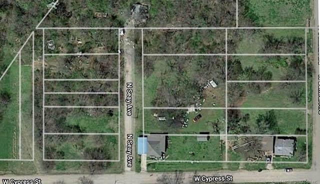 1303 N Seay Avenue, Cushing, OK 74023 (MLS #2028840) :: Active Real Estate