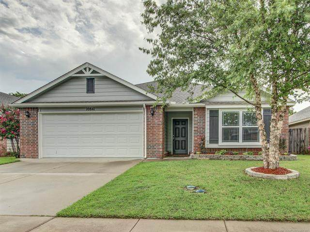 10841 N 154th East Avenue, Owasso, OK 74055 (MLS #2028845) :: Hopper Group at RE/MAX Results