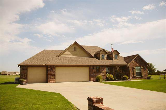 4889 Breeze Drive, Oologah, OK 74053 (MLS #2028901) :: Hopper Group at RE/MAX Results