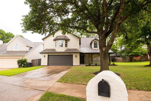 1265 W 112th Street S, Jenks, OK 74037 (MLS #2028960) :: Hopper Group at RE/MAX Results