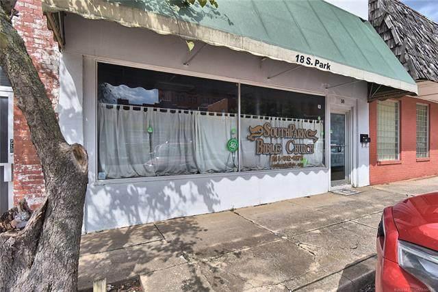 18 S Park Street, Sapulpa, OK 74066 (MLS #2028964) :: Hometown Home & Ranch