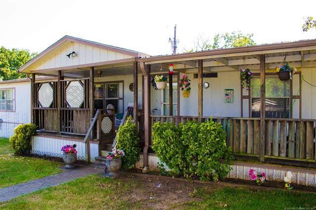 58 Quail Drive, Mead, OK 73449 (MLS #2028971) :: Active Real Estate