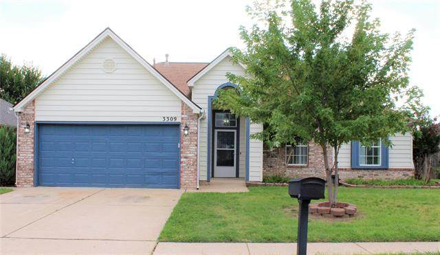 3309 N 4th Street, Broken Arrow, OK 74012 (MLS #2028983) :: Hopper Group at RE/MAX Results
