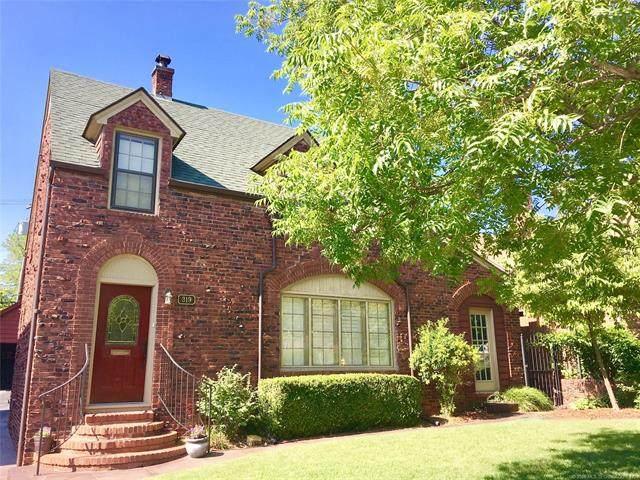 319 E 29th Street, Tulsa, OK 74114 (MLS #2029053) :: Active Real Estate