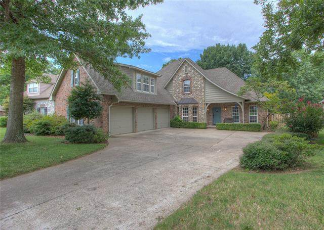 3808 W Toledo Street, Broken Arrow, OK 74012 (MLS #2029077) :: Hopper Group at RE/MAX Results