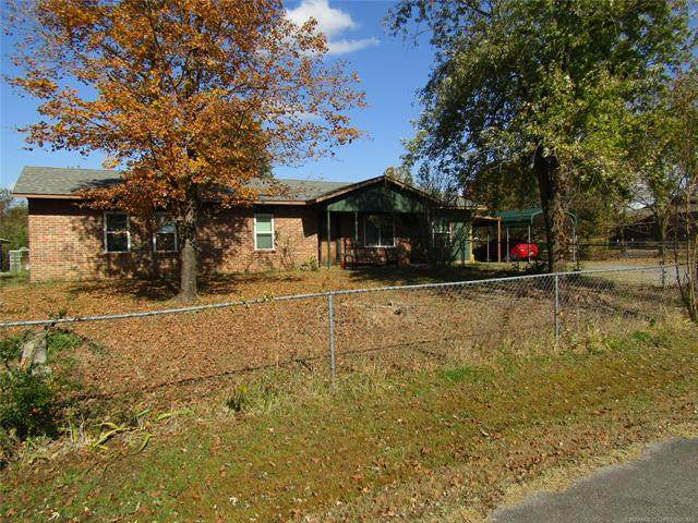 1511 E Hogner Street, Tahlequah, OK 74464 (MLS #2029078) :: Hopper Group at RE/MAX Results