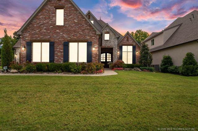 10015 S Hudson Place, Tulsa, OK 74137 (MLS #2029122) :: 918HomeTeam - KW Realty Preferred