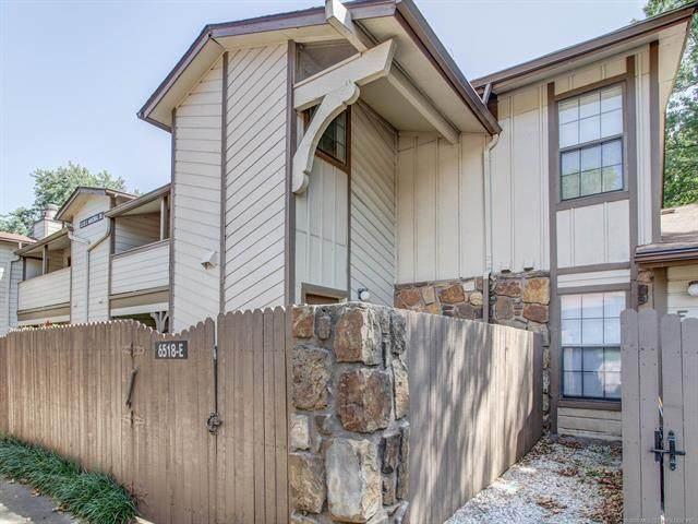 6518 S Memorial Avenue 21E, Tulsa, OK 74133 (MLS #2029144) :: Active Real Estate